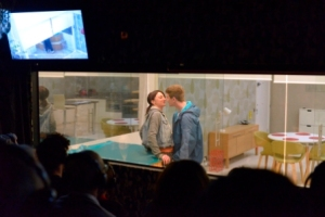 ALMEIDA THEATRE production of GAME by Mike Bartlett directed by Sacha Wares